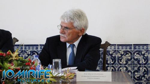 Vital Moreira - IGC | Ius Gentium Conimbrigae | Centro de Direitos Humanos
