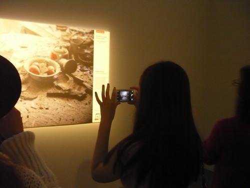 Fotografando fotografias