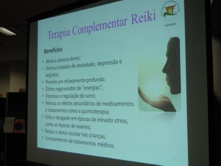 Apresentação e explicação da terapia complemen