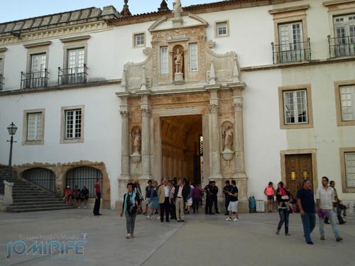 Espectáculo Video Mapping na Universidade de Coimbra UC 725 Anos - Uma História de Luz  (4)