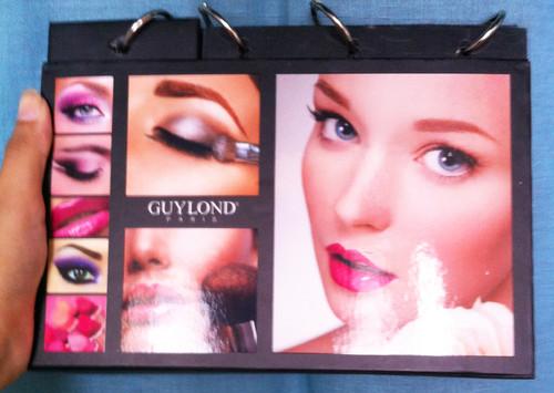 Paleta de Maquilhagem da Guylond