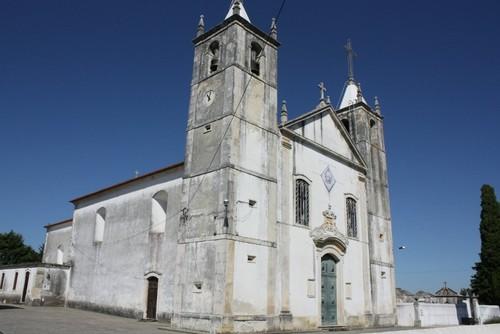 Igreja Paroquial de Cadima