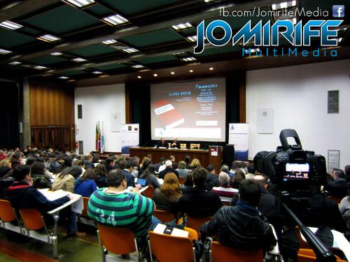 """Gravação e produção de vídeo do evento """"O Novo Código do Procedimento Administrativo"""