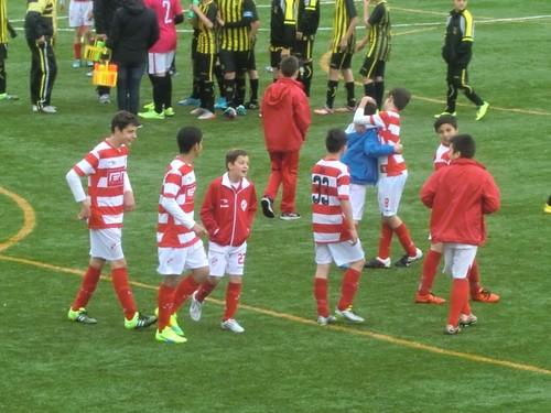 Infantis A SJVer 3 Lusitânia FC 0