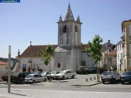 Igreja de São João Baptista, Castelo de Vide