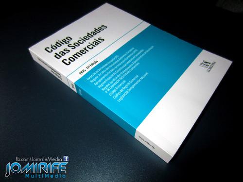 Livro Código das Sociedades Comerciais - Códigos de bolso