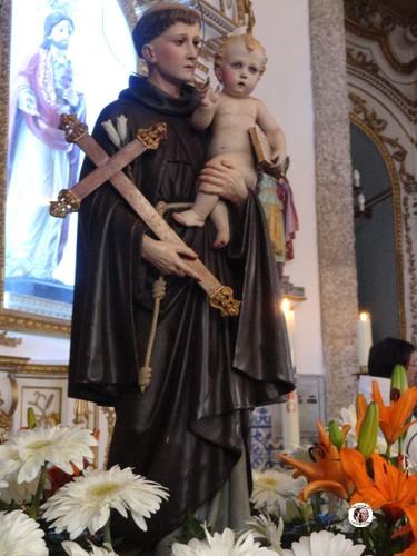 Missa - Procissão Stº António em Loriga !!! 027