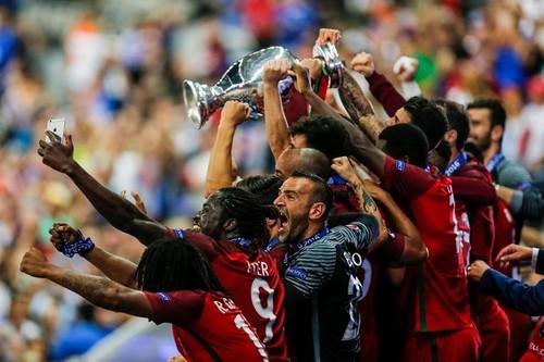 campeões da europa
