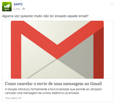 Aprenda a cancelar o envio de uma mensagem no Gmail