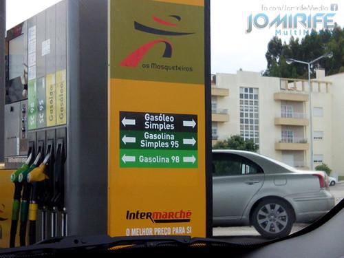 Intermarché com identificação de combustíveis simples [en] Intermarché with simple fuel identification