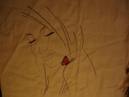 Sombra de mulher