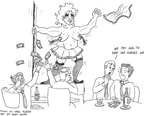 Stripper Comics - Funnie.st