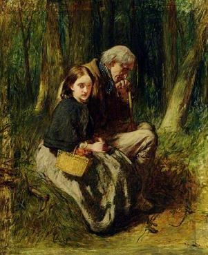 Nell e o seu Avô na floresta.JPG