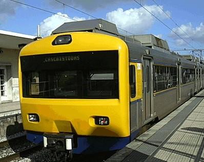 Comboio Cascais