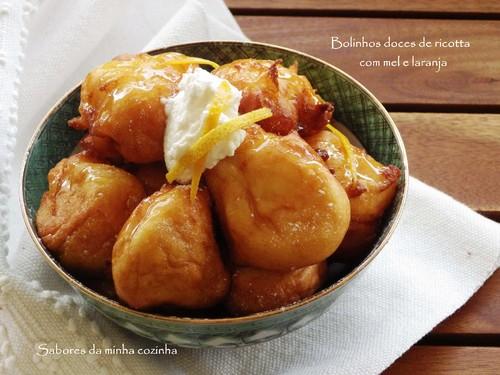 IMGP4070-Bolinhos doces de ricotta com mel e laran
