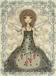 Mirabelle - Menina com corações