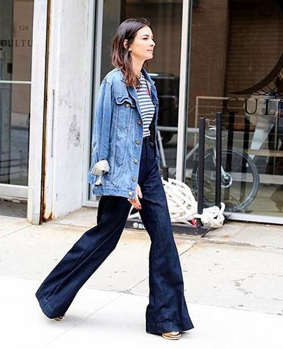 Le-Fashion-Blog-Leila-Yavari-Navy-Comme-Des-Garcon