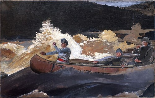 800px-Winslow_Homer_-_Shooting_the_Rapids,_Saguena
