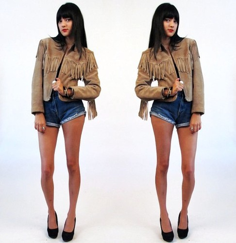 camel leather and suede fringe jacket-f73257.jpg