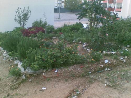 Jardim de Dona Vanda 1. Foto de F.M.C.L.
