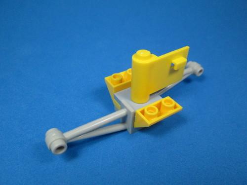 MOC LEGO Barco à vela 1