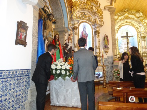 Missa - Procissão Stº António em Loriga !!! 056