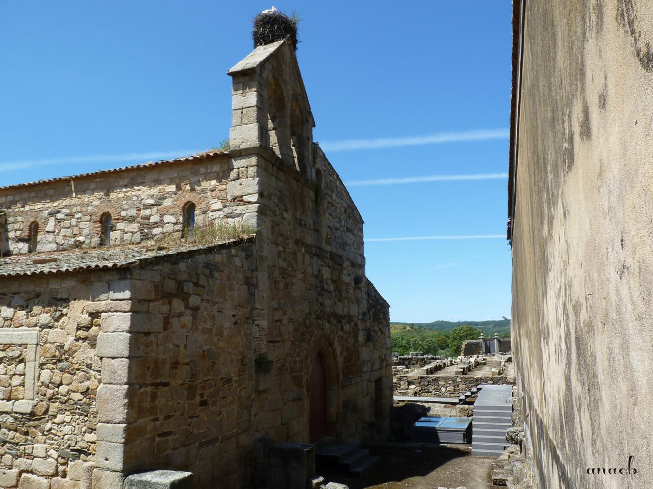 Idanha-a-Velha (57) Sé Catedral - Igreja Sta. Mar