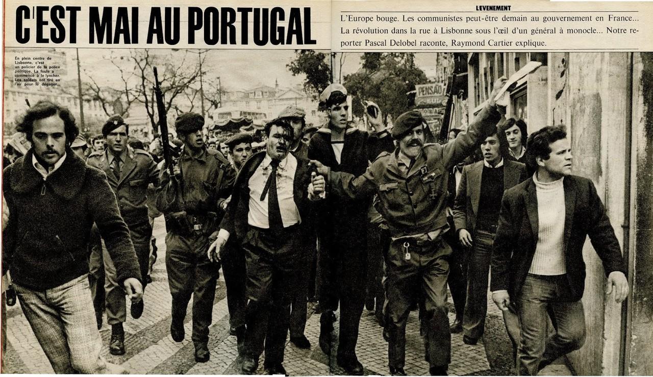 Paris Match,11/5/75.