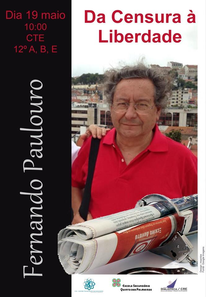 Fernando Paulouro_Semana Mundial da Liberdade de I