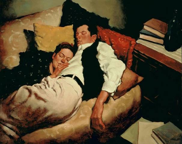 Joseph Lorusso - Sunday Afternoon.jpg