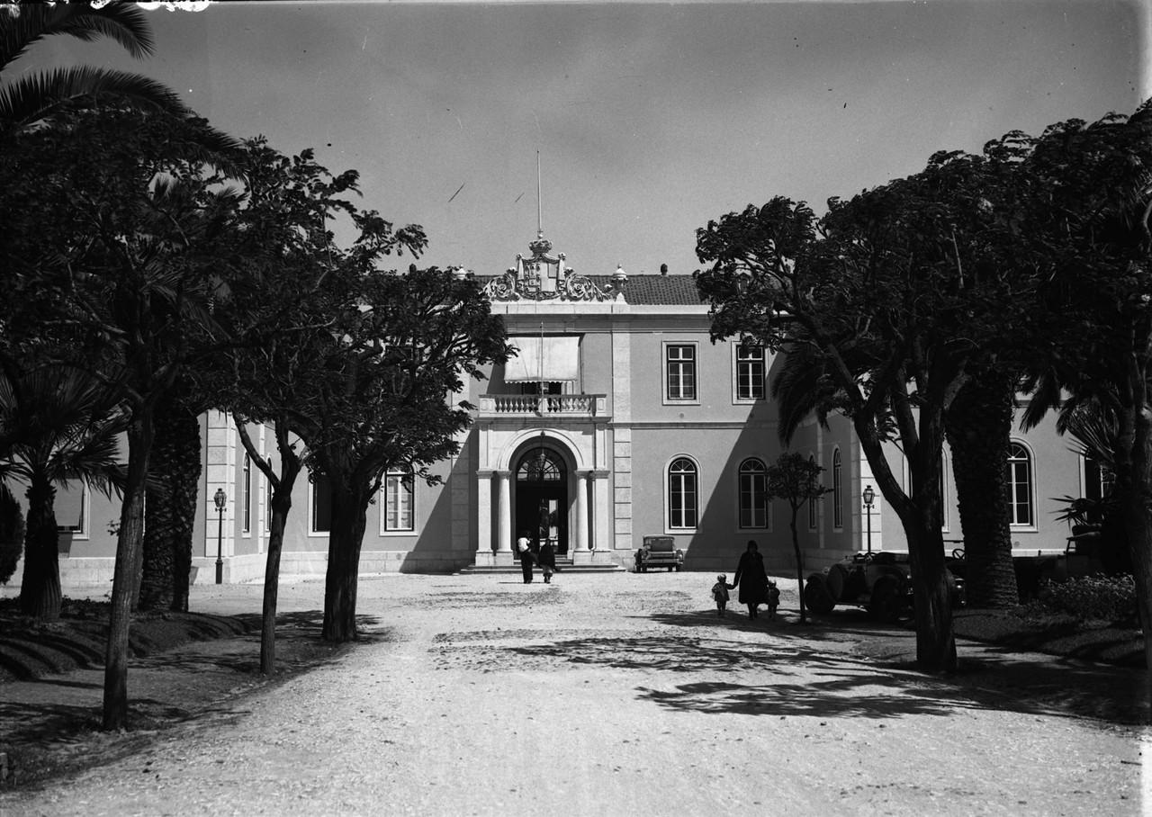 Hospital de Dona Estefânia, foto de Ferreira da C