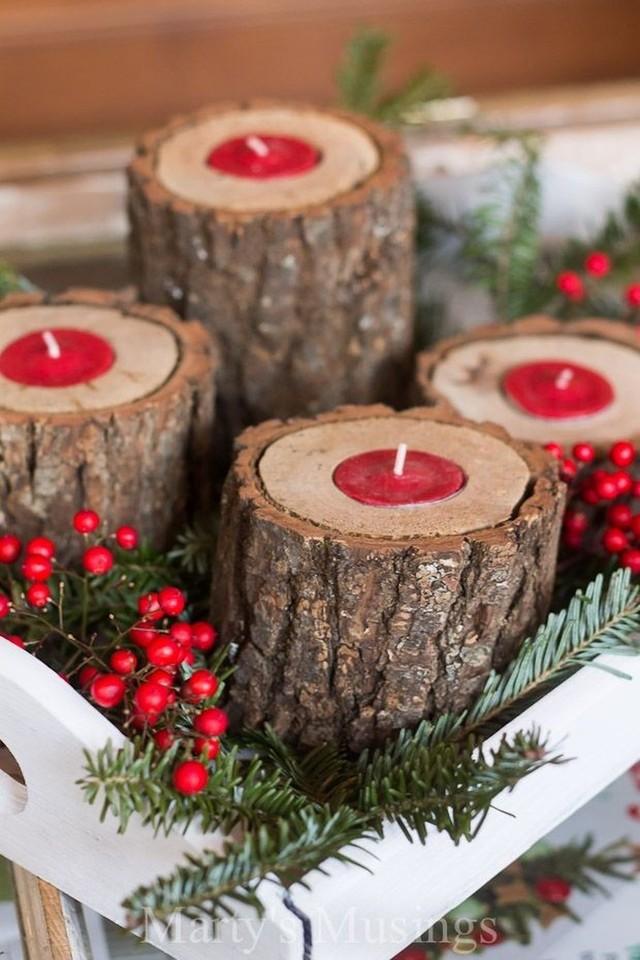 Rustic Christmas Home Decor Ideas 2.jpg