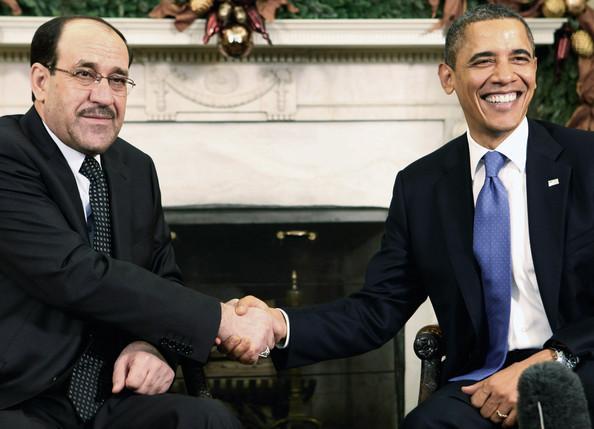 Nouri+al+Maliki+President+Obama+Meets+Iraqi+UnZOhT