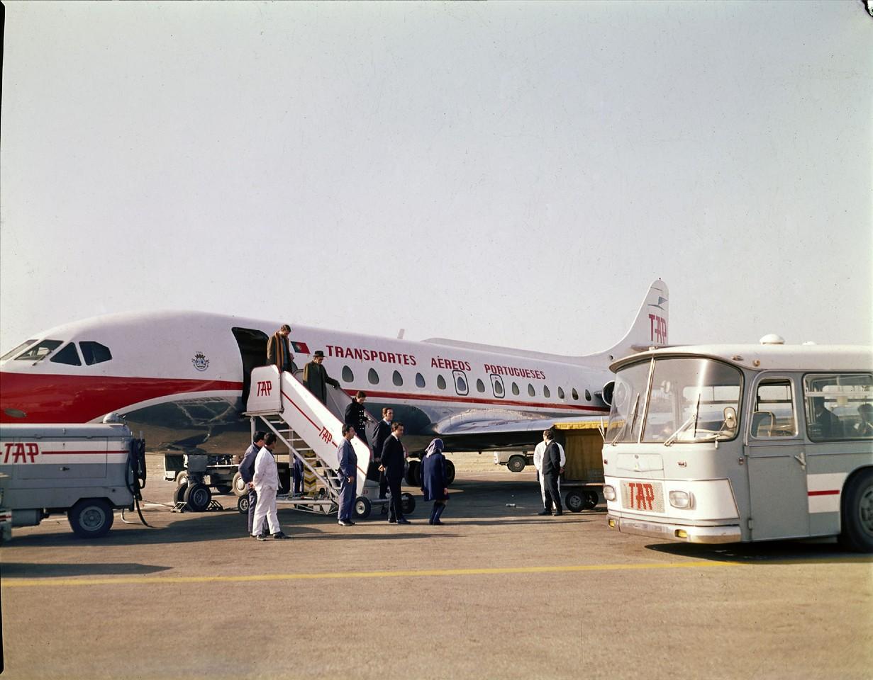 Transportes Aéreos Portugueses, Lisboa (M. Novaes, c.1970)