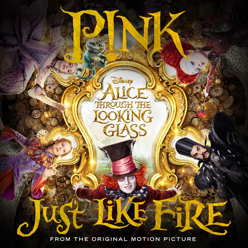 P!NK JustLikeFire single - P!NK.jpg