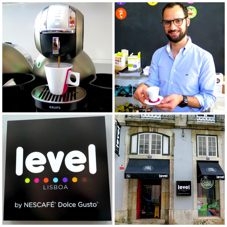 LEVEL by Nescafé Dolce Gusto