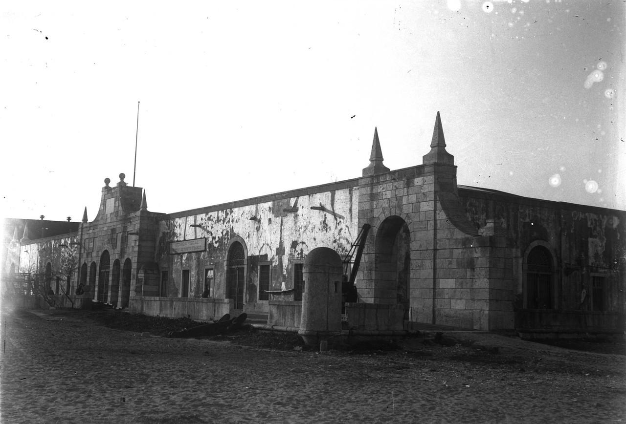 Forte da Junqueira, foto de José Artur Leitão B