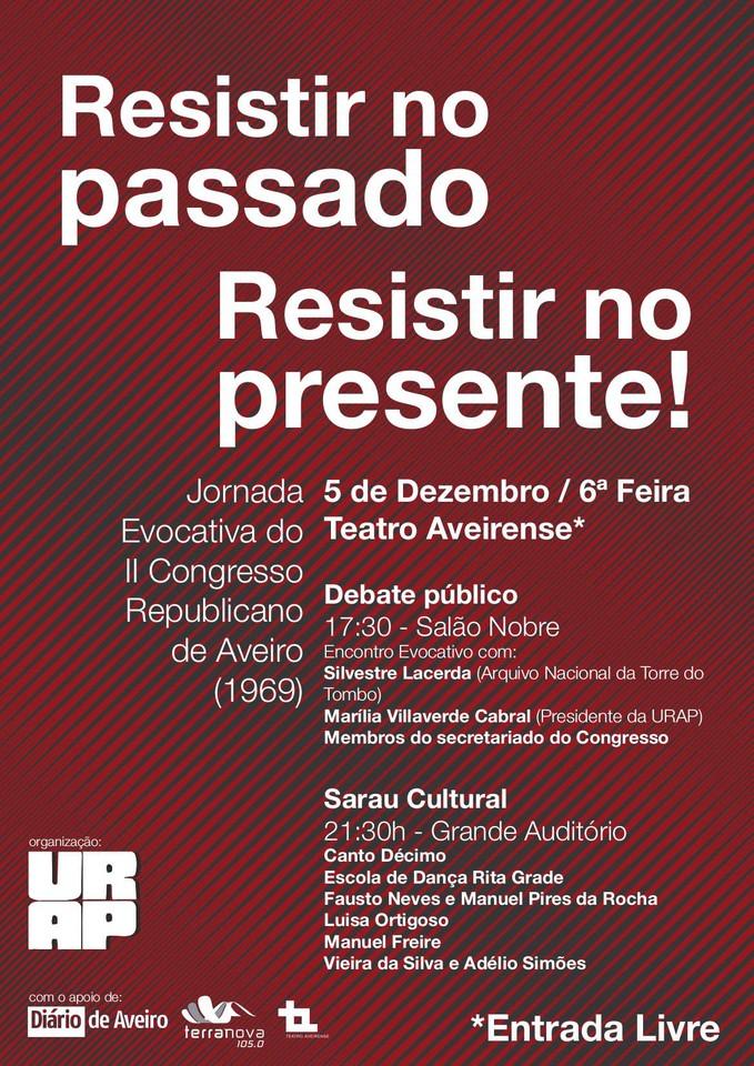 45 anos II congresso Aveiro_URAP