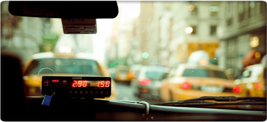 Táxi - Imagem Pixabau