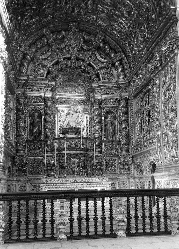 Igreja de São Roque, altar, foto de António Cast