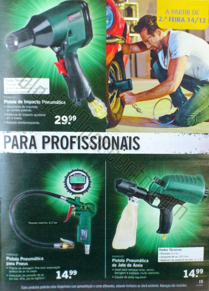 Antevis o folheto lidl extra promo es a partir de 14 for Pistola pneumatica parkside