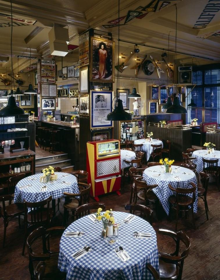 Hard Rock Cafe London - Vintage Interior.jpg