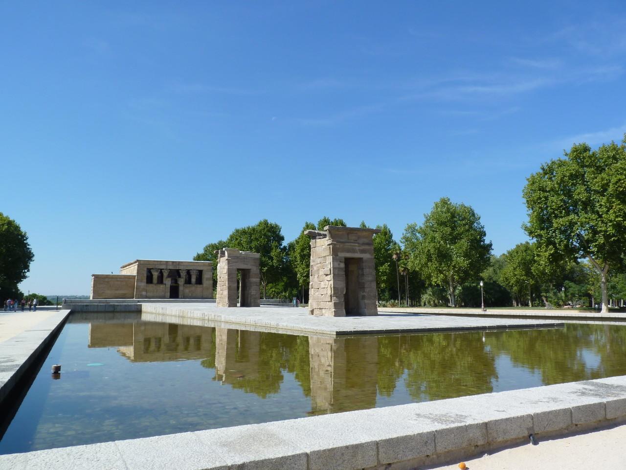 Romântica Madrid-Templo de Debod (1).JPG