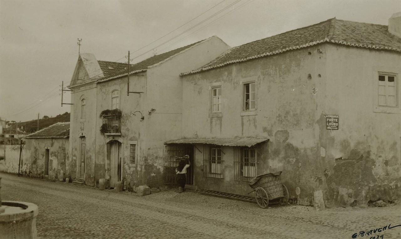 Retiro da Perna de Pau, Areeiro (E. Portugal, 1939)