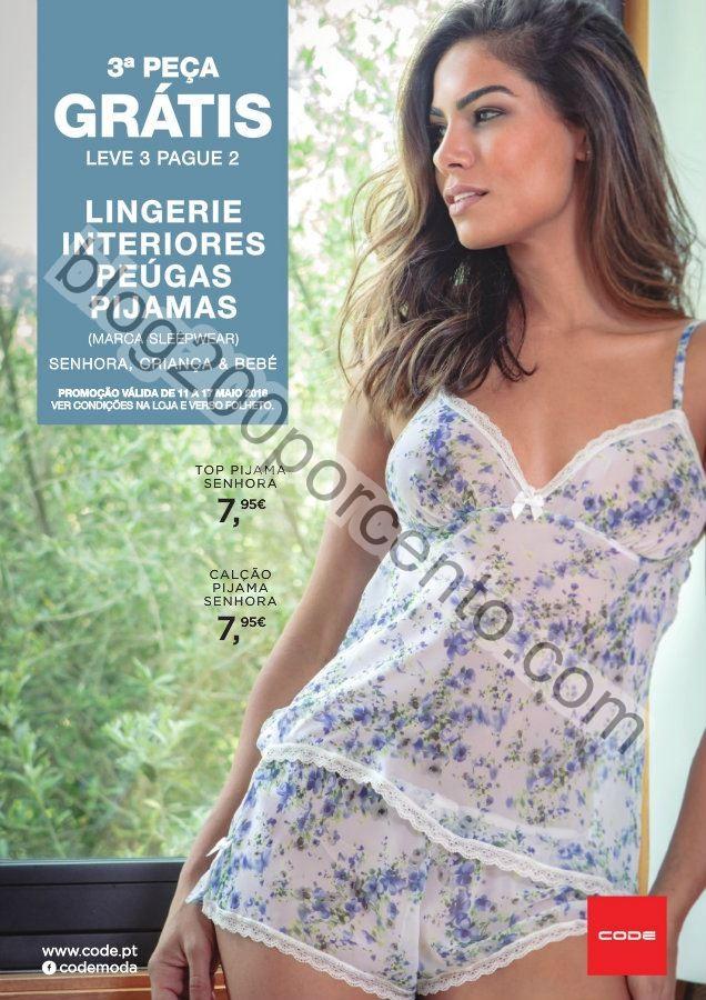 Novo Folheto CODE - PINGO DOCE Promoções até 17