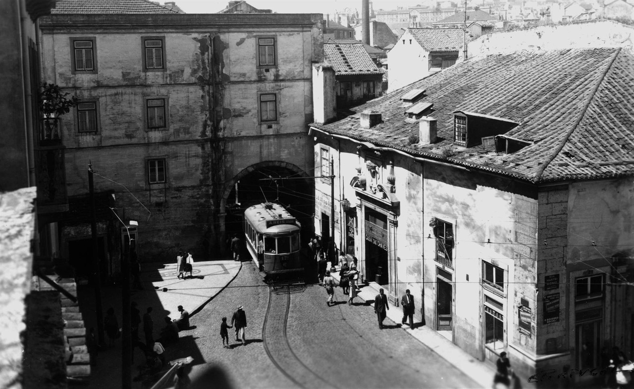 Palácio do Marquês do Alegrete, Lisboa (E.Portugal, 1946)