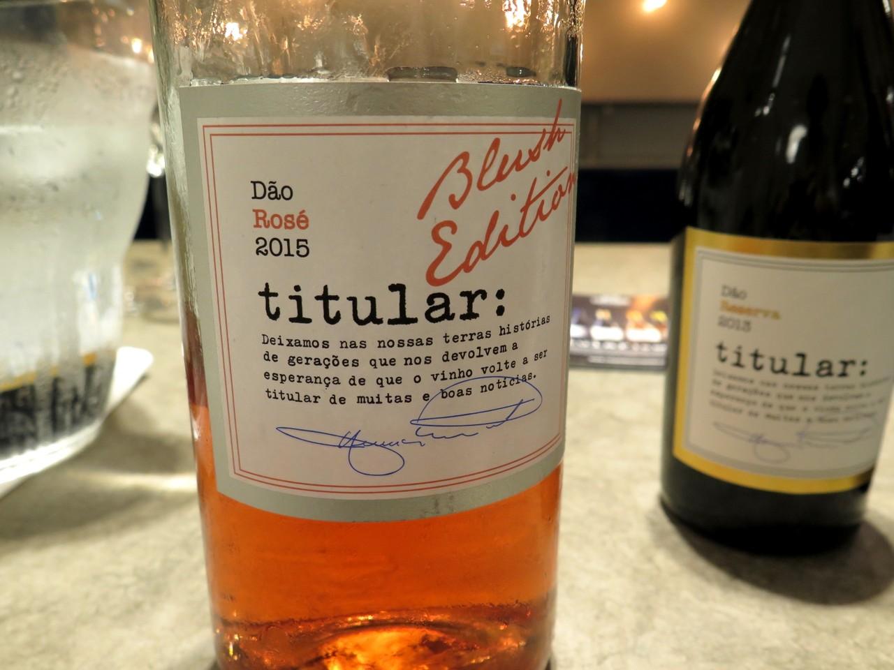 Titular Rosé Blush Edition 2015