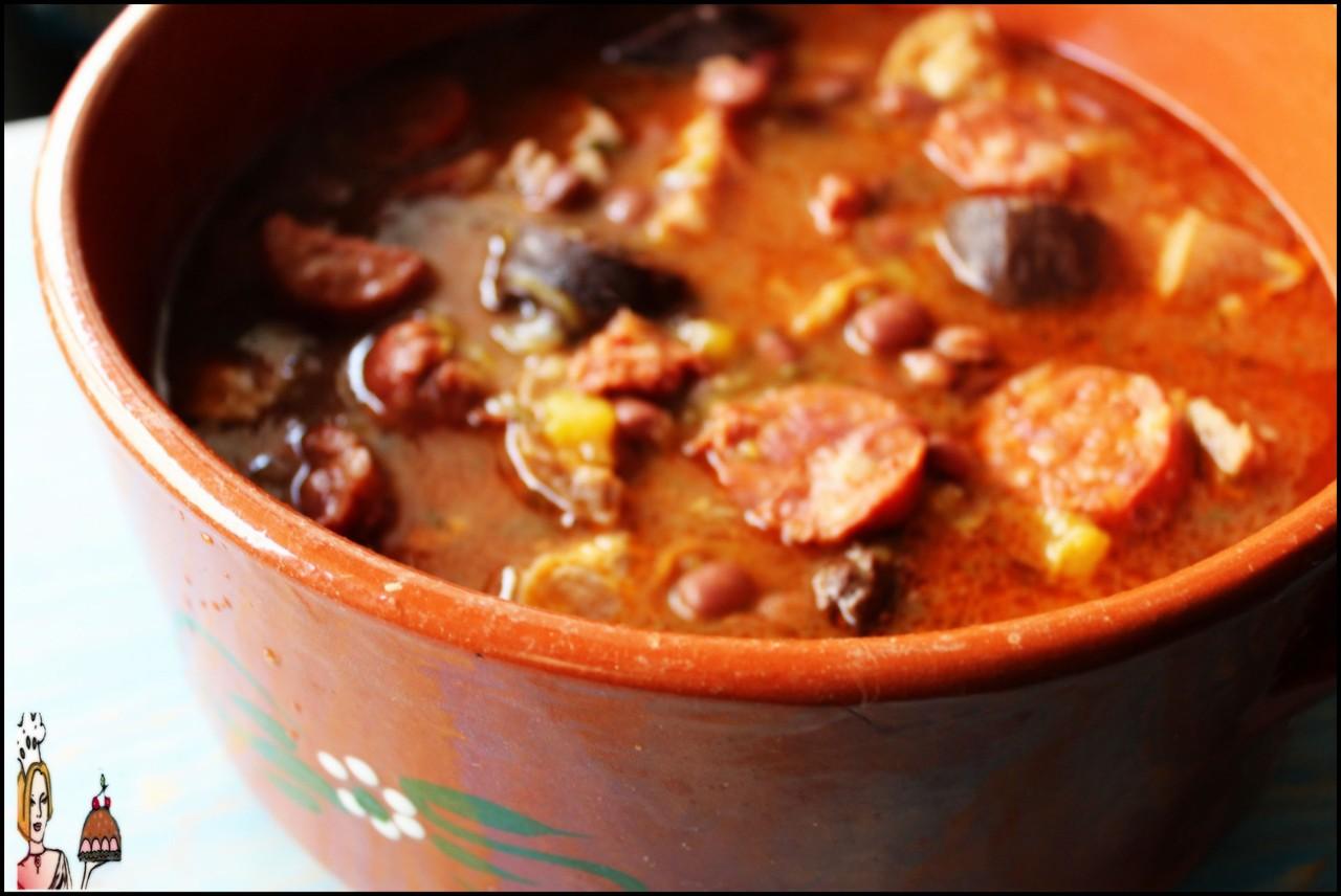 Feijoada à portuguesa ♥♥♥ - Receitas fáceis rápidas e