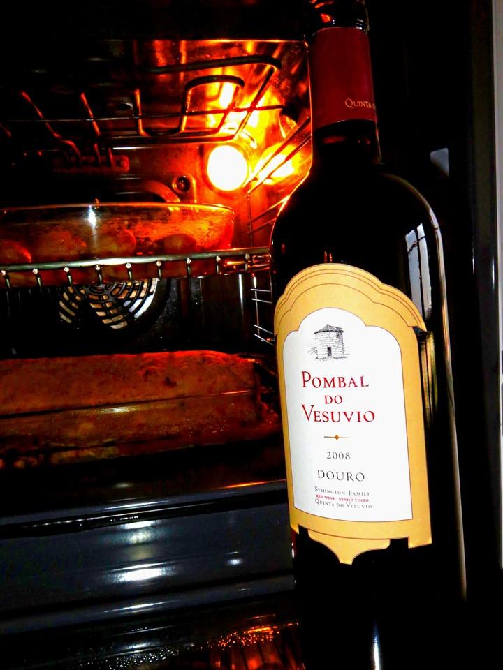 Bacalhau & Vinho Tinto