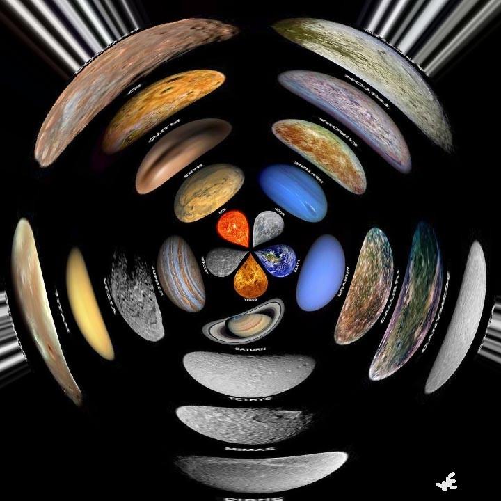 Alguns Corpos Celestes do Sistema Solar.jpg